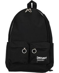 Off-White c/o Virgil Abloh Quote Backpack - Black