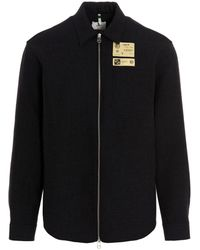 OAMC Era Shirt Jacket - Grey