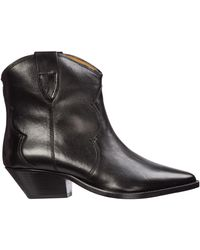 Isabel Marant - Dewina 40 Ankle Boots - Lyst