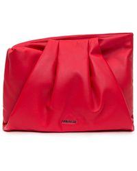 Ambush Maxi Wrap Clutch Bag - Red