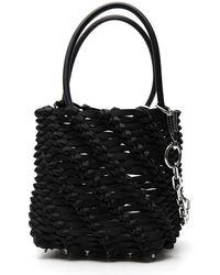 Alexander Wang - Small Weaved Roxy Bucket Tote - Lyst