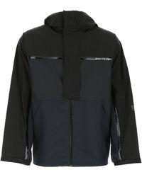 Moncler Genius Moncler X Fragment Hiroshi Fujiwara Hooded Jacket - Black