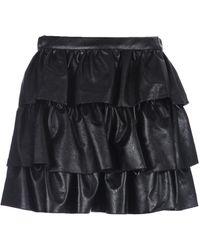 Stella McCartney - Ruffled Mini Skirt - Lyst