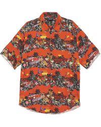 Mauna Kea - Hawaiian Print Shirt - Lyst