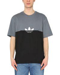 adidas Originals - Crew Neck T-shirt - Lyst