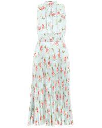 Prada printed Polyester Dress - Multicolor