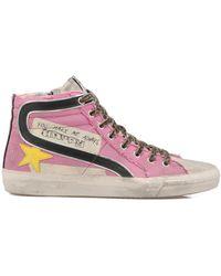 Golden Goose Deluxe Brand Sneakers - Pink