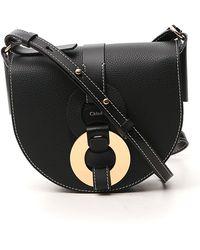Chloé - Darryl Small Saddle Bag - Lyst