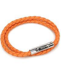 Tod's Mycolors Woven Bracelet - Orange