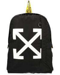 Off-White c/o Virgil Abloh Arrows Easy Backpack - Black