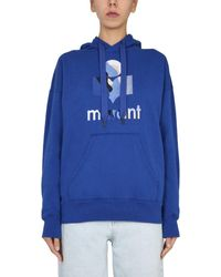 Étoile Isabel Marant Isabel Marant Étoile Other Materials Sweatshirt - Blue