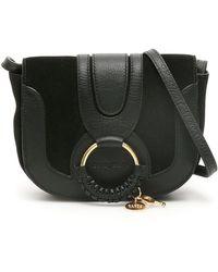 See By Chloé Hana Mini Crossbody Bag - Black