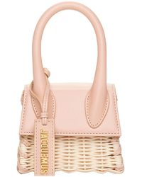 Jacquemus Le Chiquito Mini Shoulder Bag - Natural