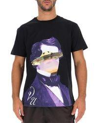 Valentino - X Undercover Graphic Print T-shirt - Lyst
