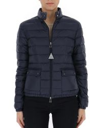 26f81069bfd1 Moncler Betula Padded Jacket in Blue - Lyst