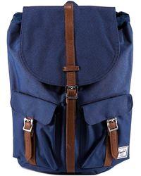 Herschel Supply Co. Dawson Foldover Backpack - Blue