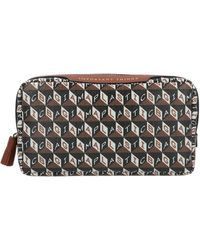 Anya Hindmarch I Am A Plastic Bag Important Things Make-up Bag - Multicolour