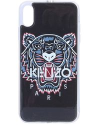 KENZO Tiger Iphone Xs Max Case - Black
