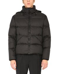 C.P. Company 20ctcuc03105005875999 Other Materials Down Jacket - Black