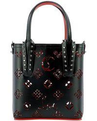 "Christian Louboutin ""cabata Mini"" Handbag - Black"