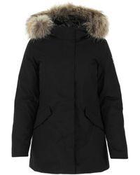 Woolrich Arctic Down Jacket - Black