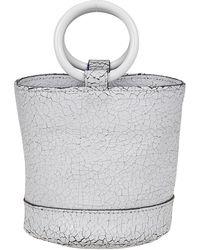 Simon Miller Bonsai Bucket Bag - White