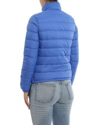Polo Ralph Lauren Quilted Nylon Puffer Jacket - Blue