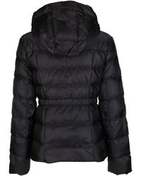 MICHAEL Michael Kors Hooded Down Jacket - Black