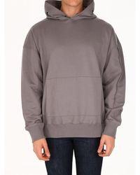 A_COLD_WALL* Grey Cotton Sweatshirt