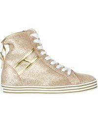 Hogan Rebel - High Top Sneakers - Lyst
