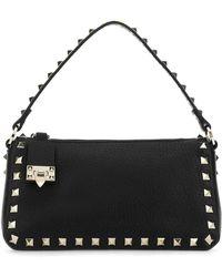 Valentino Garavani Rockstud Small Crossbody Bag - Black
