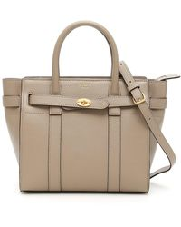Mulberry Zipped Bayswater Mini Bag - Multicolour