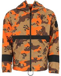 Moncler - Camouflage Adour Jacket - Lyst