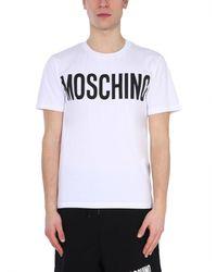 Moschino Other Materials T-shirt - White