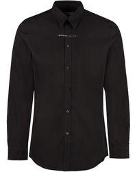 Givenchy Cotton Shirt - Black
