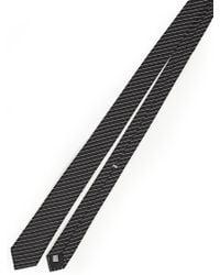 Dior Homme - Striped Tie - Lyst