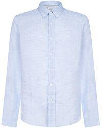 Brunello Cucinelli Button-down Shirt - Blue