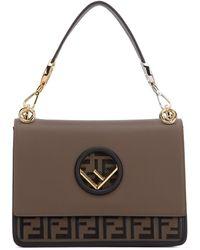 Fendi Brown Forever Kan I Bag