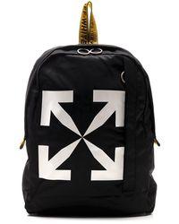 Off-White c/o Virgil Abloh Arrows Easy Backpack - Black