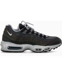 Nike Air Max 95 Premium Sneakers - Black