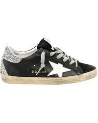Golden Goose Deluxe Brand - Super-star Sneakers - Lyst