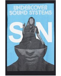 Undercover Under Cover Sound System Graphic Print T-shirt - Black
