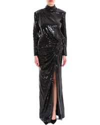 In the mood for love Josefine Gown - Black