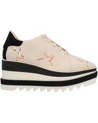Stella McCartney Sneak-elyse Platform Sneakers - Multicolor