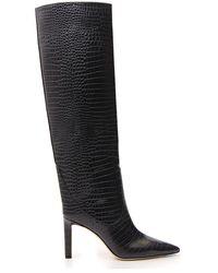 Jimmy Choo Mavis Knee-high Boots - Black