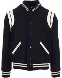f6dbe2136 Teddy Bomber Jacket - Black