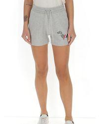 Thom Browne Hector Icon Shorts - Grey