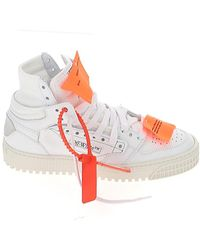 """Off-White c/o Virgil Abloh """" Off-court 3.0 Sneakers"""" - White"""
