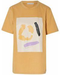Rejina Pyo T-shirt Murphy Ocra - Multicolour
