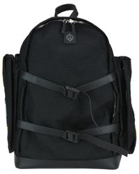 Golden Goose Deluxe Brand The Xl Backpack - Black